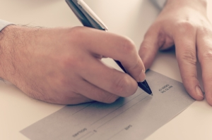 The Proper Way to Endorse and Disburse a Proceeds Check Made Payable to a Client and Attorney by Chris McDonough